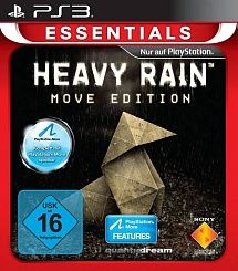Игра Heavy Rain (PS3,PS Move)