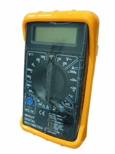 Мультиметр МD832P в рез калоше (цифр)