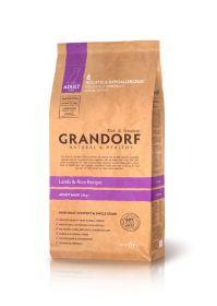 GRANDORF Lamb&Rice Maxi 12 кг (ягнёнок с рисом для крупных пород)