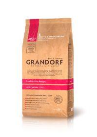 GRANDORF Lamb&Rice Medium 3 кг (ягнёнок с рисом для средних пород)