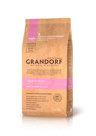 GRANDORF Lamb&Rice Puppy 12 кг (ягнёнок с рисом для щенков)