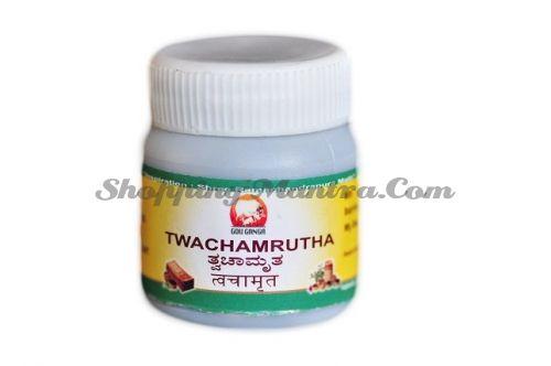 Лечебная мазь для кожных заболеваний Твачамрута Гоу Ганга / Gou Ganga Twachamrutha Ointment