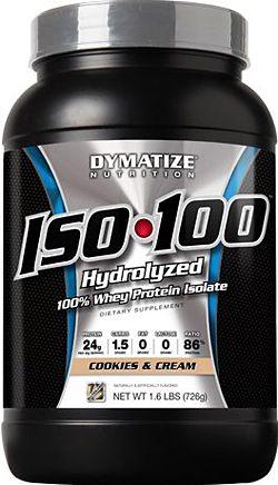 Dymatize Iso-100 726 г.
