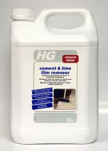HG Средство для удаления цемента и извести с мрамора и натурального камня 5 л