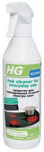 HG Средство для очистки керамических конфорок ежедневного использования.
