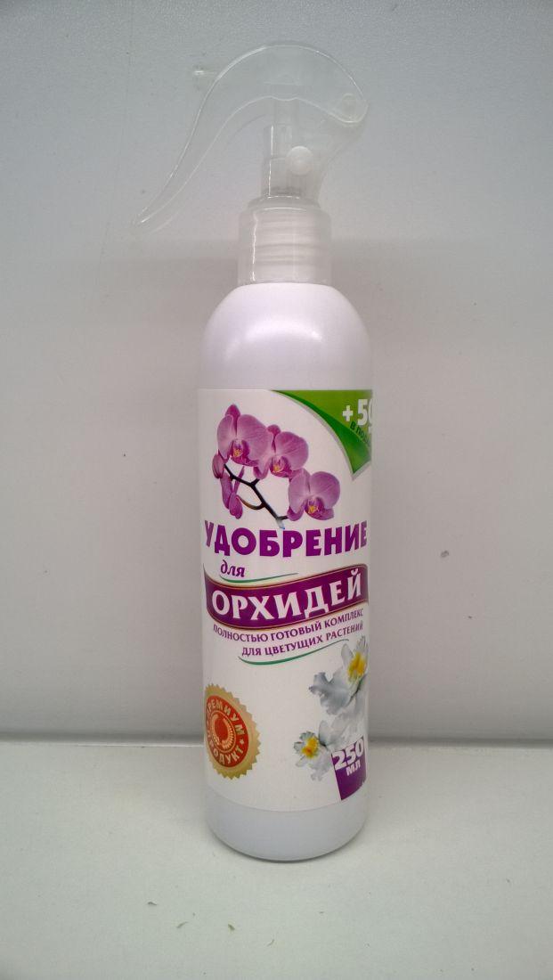 Спрей-удобрение для орхидей Effect, 300мл