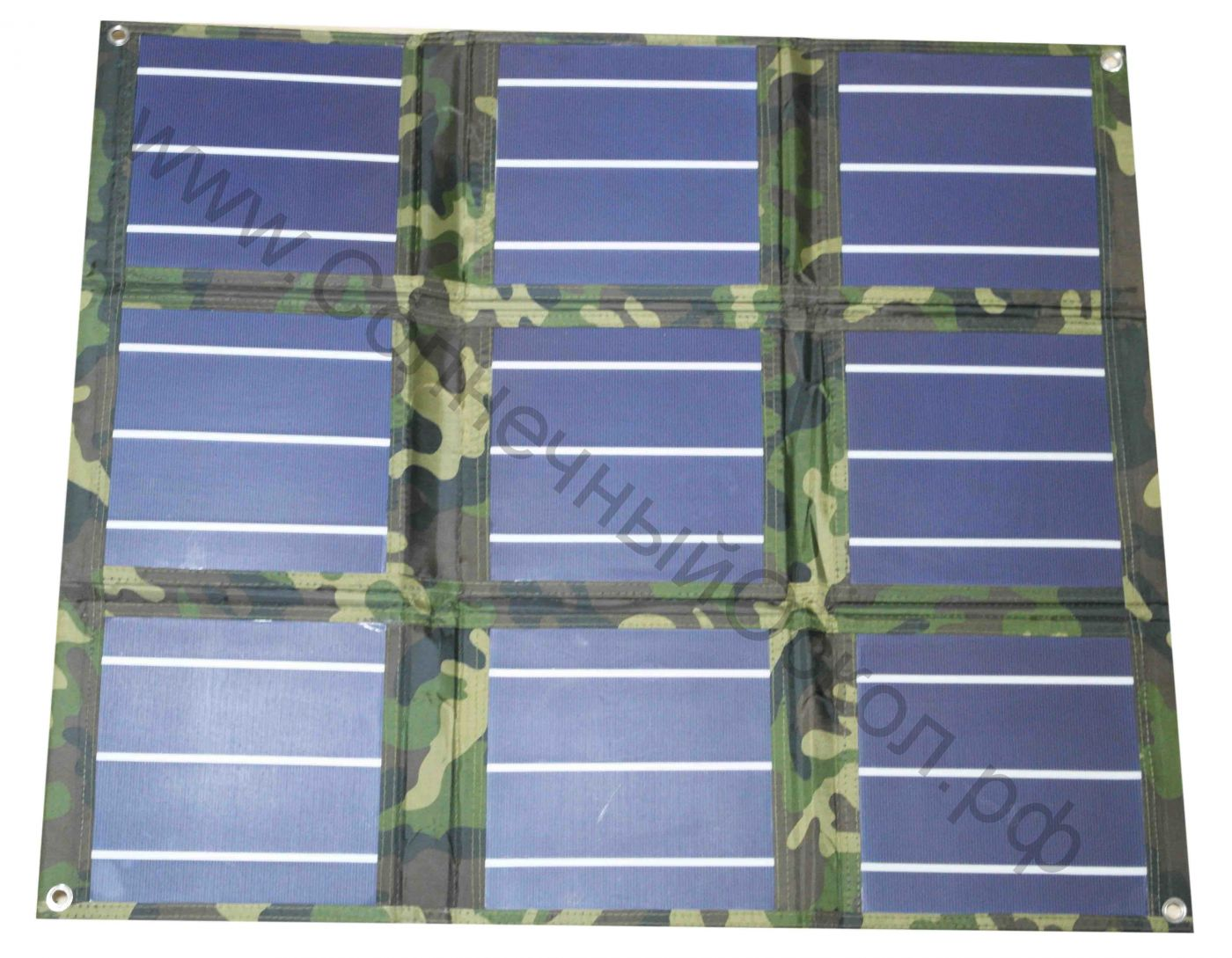 солнечная панель «СветОК 35-5» 35 ватт 5 вольт (мобильная, раскладная)