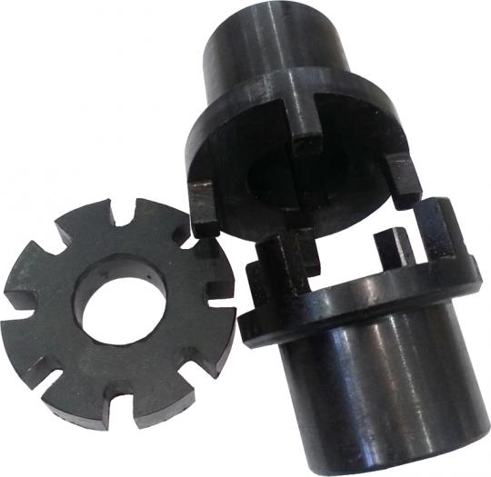 Блок муфт редуктор-двигатель Автоспецоборудование Псков