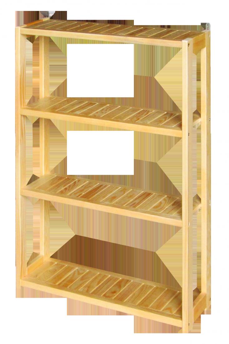 Полка навесная с покрытием крашеная ПН-40-7-К