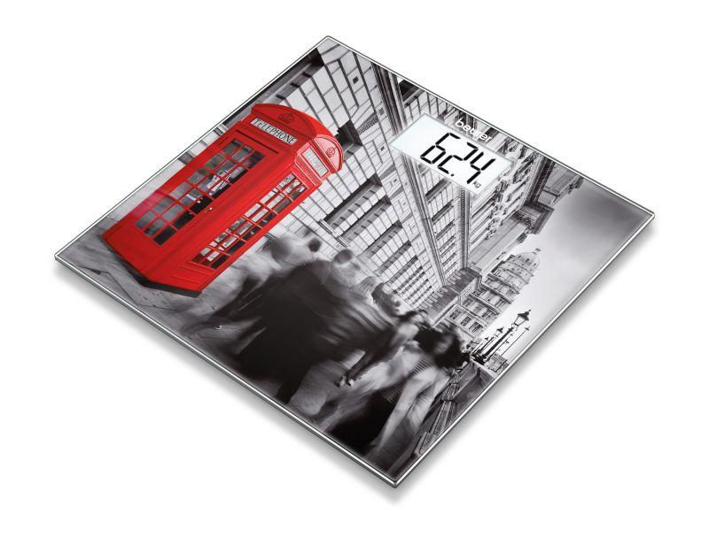 Стеклянные весы Beurer GS203 (London)