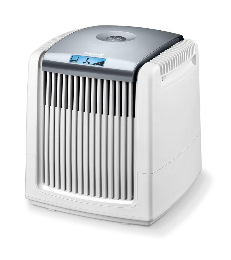 Воздухоочиститель и увлажнитель (мойка воздуха) Beurer LW 220 White