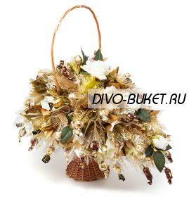 """Букет из конфет №058 """"Балет"""""""