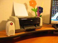 Ионизатор воздуха в офисе