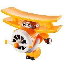 Супер крылья оранжевый Дедушка Альберт