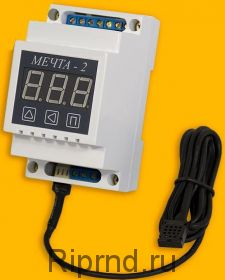 Мечта-2 терморегулятор, влажность, поворот лотков