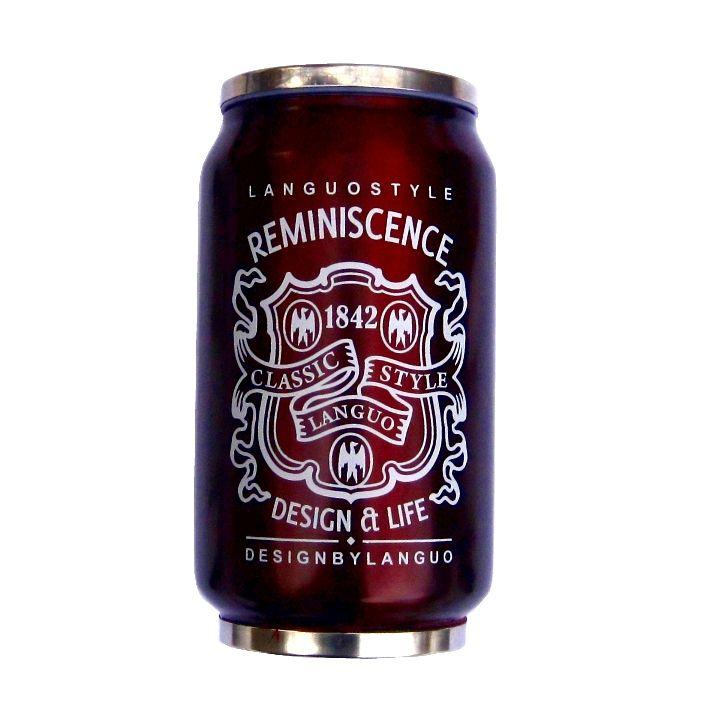 Вакуумная кружка 350 мл «Reminiscence» - Garnet