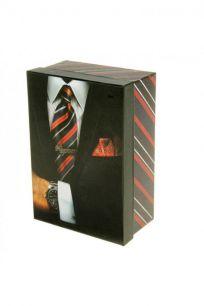 """Коробка подарочная """"Мужчина с часами"""""""