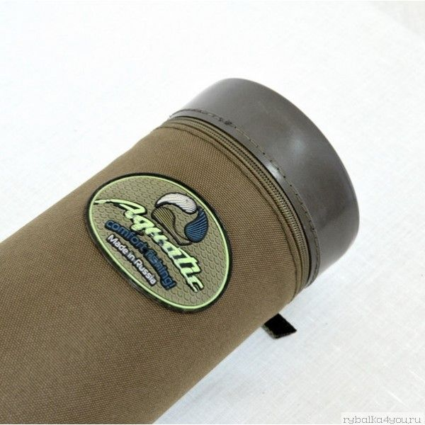 Купить Тубус Aquatic (Акватик) с карманом TК-75 Ø75мм, длина 132см