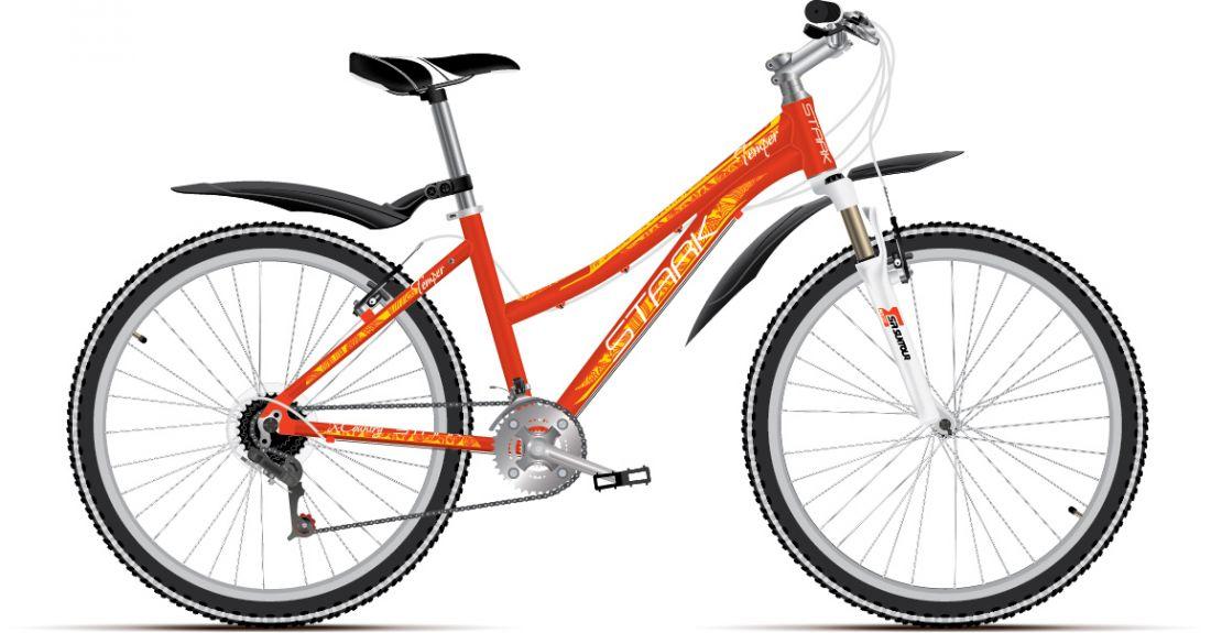 Stark Temper Lady (2016) Женский велосипед