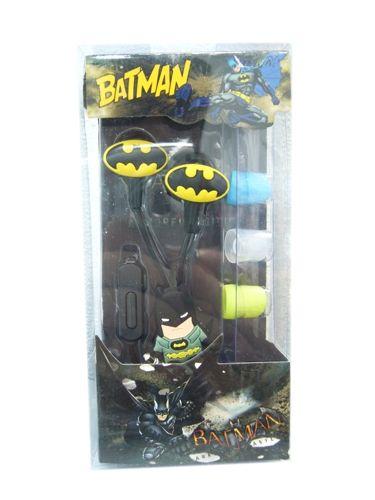 Детские наушники Орбита S-511 наушники - гарнитура (Бэтмен, вакуум)