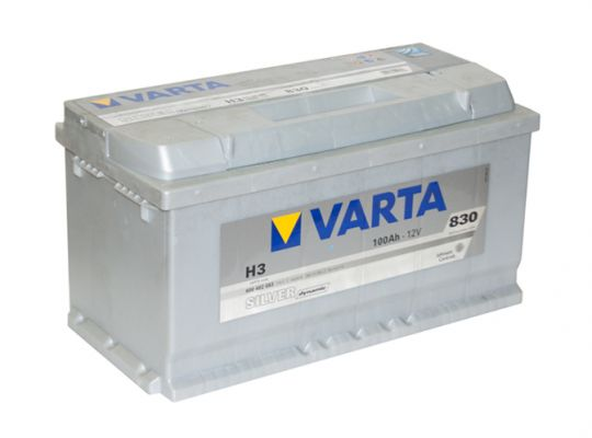 Автомобильный аккумулятор АКБ VARTA (ВАРТА) Silver Dynamic 600 402 083 H3 100Ач ОП