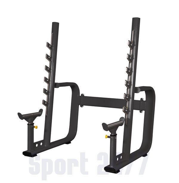 Силовая стойка для жимов и приседов AFC101Spirit Fitness