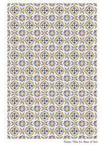 Tiles 54   30 гр/м2