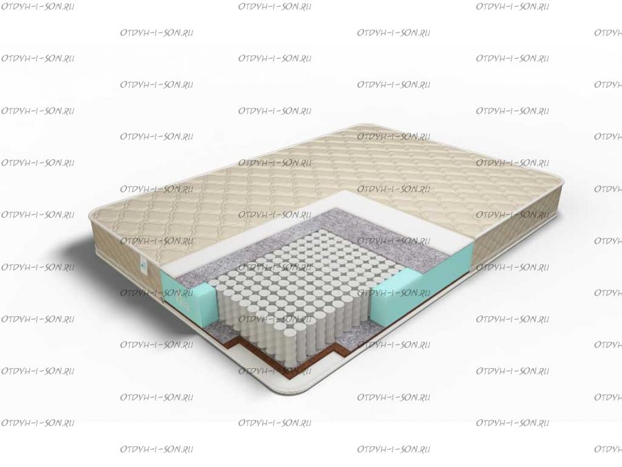 Матрас Promo Eco-Medium S1000 Comfort Line