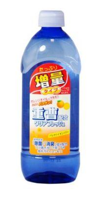 Sankyo Yushi Clear Fresh Концентрированное моющее средство для кухни и кухонных принадлежностей с апельсиновым маслом