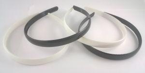 `Ободок, пластик, ширина 12 мм, Арт. 399975813-белый