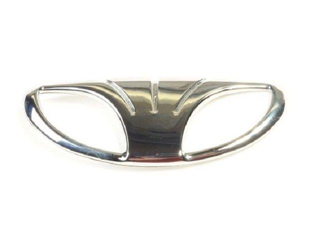 """Эмблема """"лилия"""" решетки радиатора, капота, крышки багажника DAEWOO Nexia, Matiz, Lanos, Leganza 96303492 General Motors"""