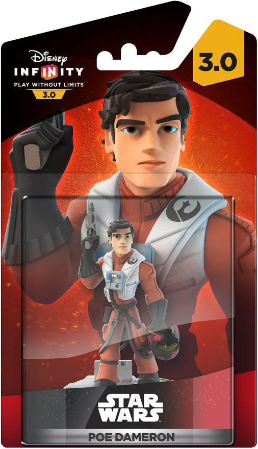 Фигурка Disney Infinity 3.0 Персонаж Poe Dameron