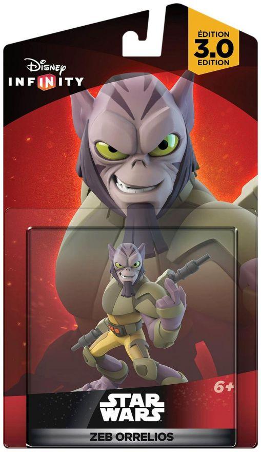 Фигурка Disney Infinity 3.0 Персонаж Zeb Orrelios