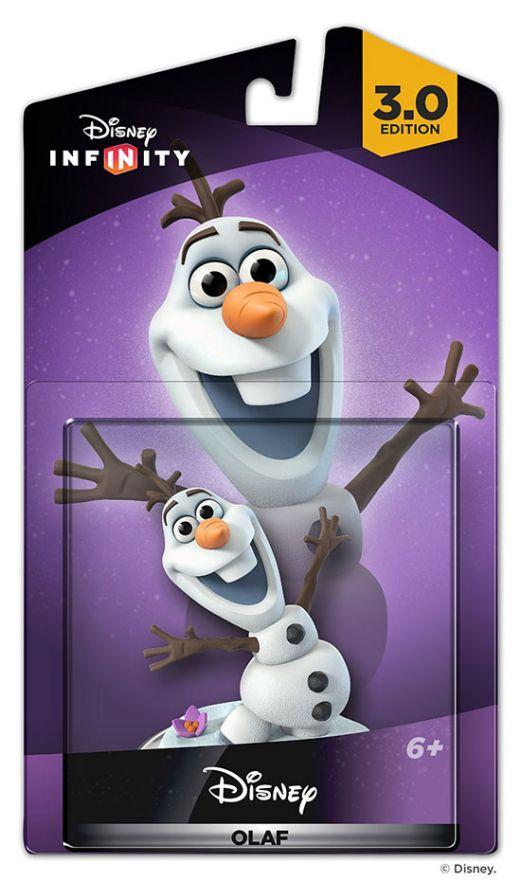 Фигурка Disney Infinity 3.0 Персонаж Olaf