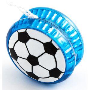 Волчок на шнуре YO-YO Футбол