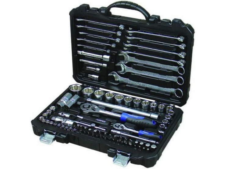 Набор инструментов Forsage 4881-5 88 предметов.