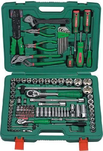 Набор инструмента 158 предметов ТК-158E