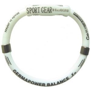Японское германиевое ожерелье с усиленной застежкой для занятий спортом и активного образа жизни