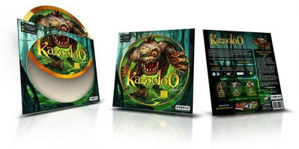 Игровой мат Doran  для игры Kazooloo