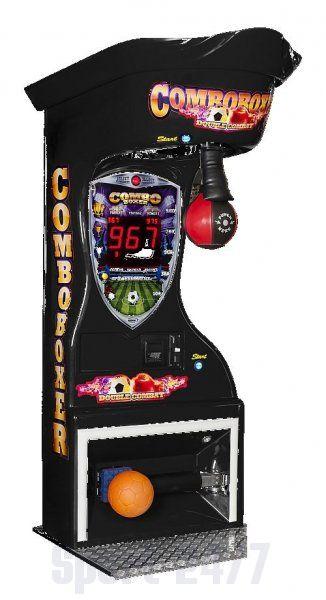 """Игровой автомат - """"Boxer Combo"""" (жетоноприемник) 57.018.00.0"""
