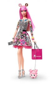 Кукла Барби 10th Anniversary Tokidoki, BARBIE