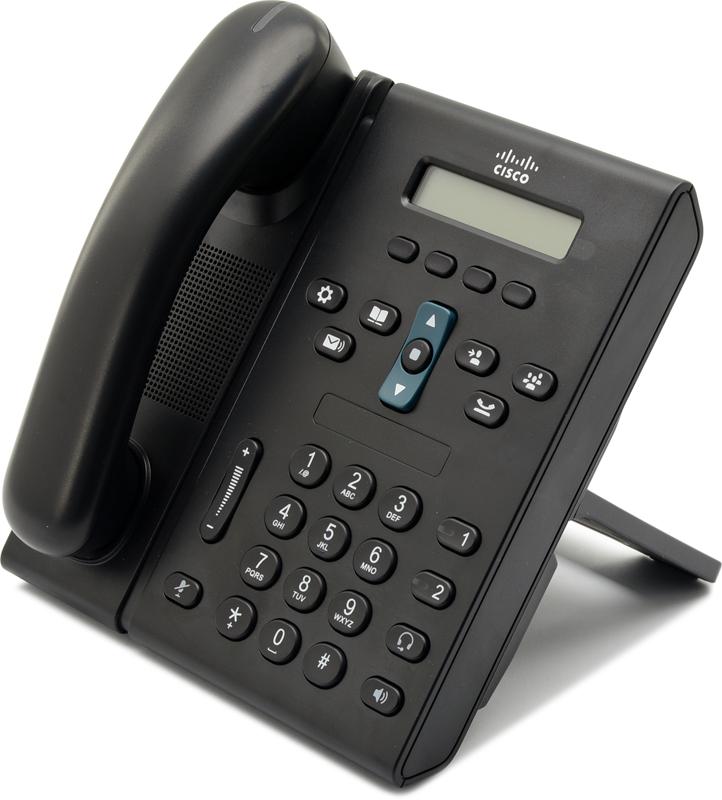 VoIP-телефон Cisco CP-6921-C-K9=