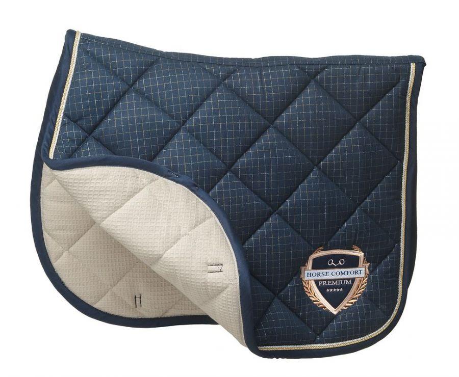 """Хлопковый вальтрап """"Horse Comfort PREMIUM"""". Толщина 22 мм"""