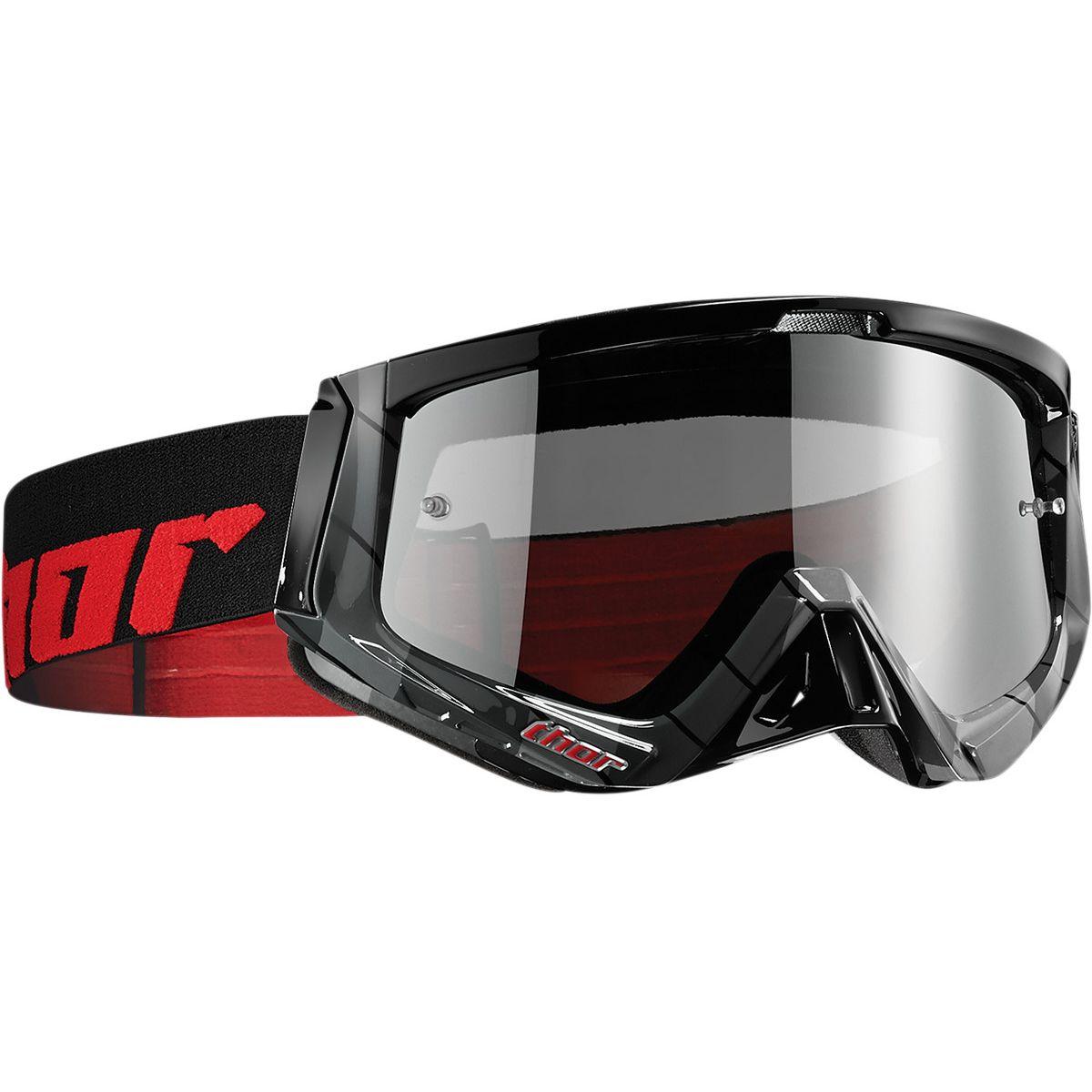 Thor - 2016 Sniper Chase очки, черно-красные