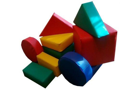 Набор «Юный строитель» 10 элементов