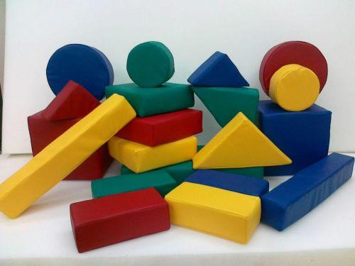 Набор строительный 20 элементов