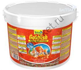 TetraGoldfish корм в хлопьях для золотых рыбок