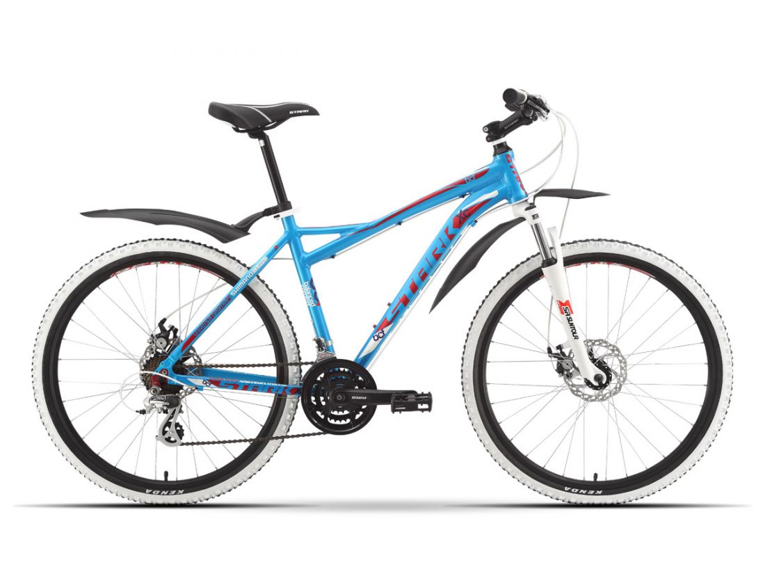 Велосипед Stark Antares Disc 2016