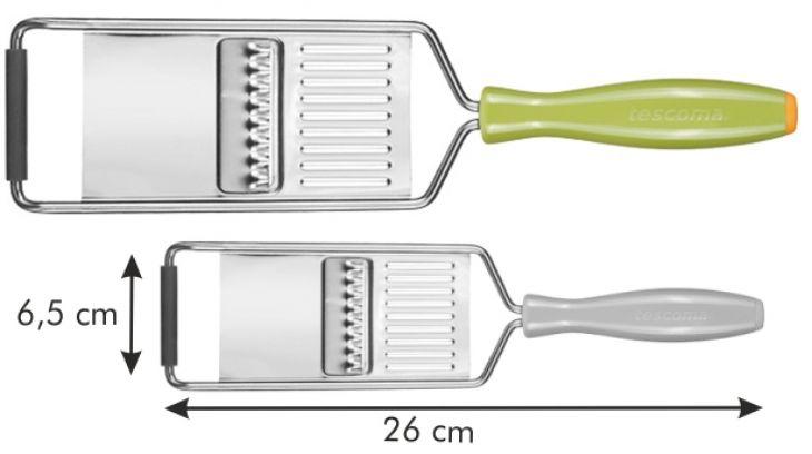 Терка для нарезки овощей решеточкой PRESTO CARVING TESCOMA  422054