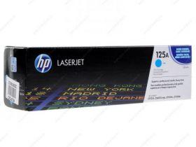 Тонер-картридж HP CB541A, оригинальный, лазерный, 1400 стр.